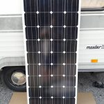 130Wp Solarpanel