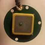 Haarrisse GPS Antenne
