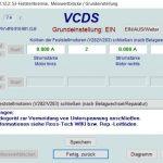 VCDS Stellmotoren schließen