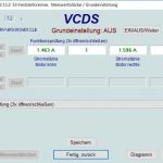 VCDS Funktionsprüfung