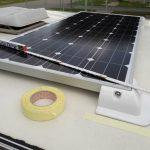 Solarpanel ausrichten