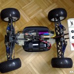 XT8-E Brushless Truggy